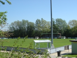The Wardale Williams Stadium, Sudbury, Suffolk