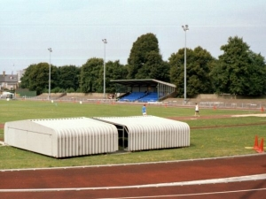 Cricklefield Stadium, Ilford, Essex