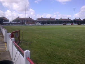 Southwood Stadium, Ramsgate, Kent