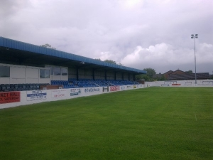 Stainton Park Stadium, Radcliffe, Greater Manchester
