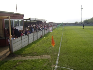 WareHouse Systems Stadium, Ossett, West Yorkshire
