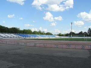 Stadion Avanhard, Dokuchaevs'k (Dokuchaievsk)