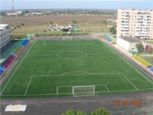 Stadion Yuzhne, Yuzhne