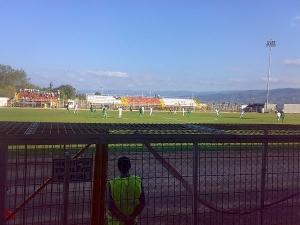 Alparslan Türkeş Stadyumu, Körfez