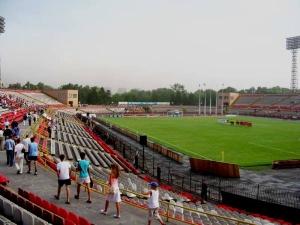 Stadion Metalurh, Kryvyi Rih (Krivoj Rog)
