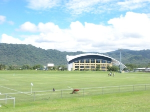 J.S. Blatter Football Complex Tuanaimato Field 1 (Main Stadium)