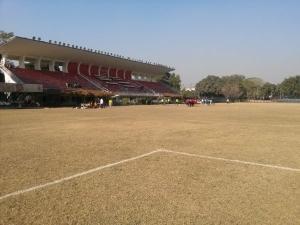 Garhi Shahu's Railway Stadium