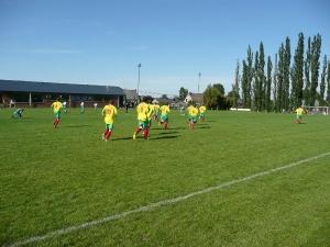 Complexe sportif, Warnant-Dreye