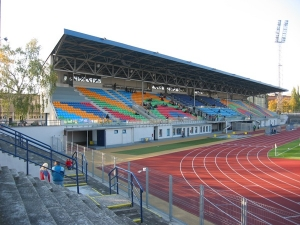 Městský stadion - Vítkovice Aréna, Ostrava