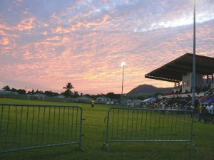 Newtown Football Stadium (Warner Park)