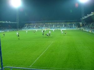 Stadion v Městských sadech