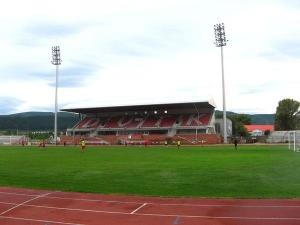 DVTK Borsodi Stadion, Miskolc