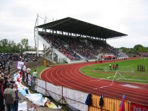 Városi stadion, Nyíregyháza