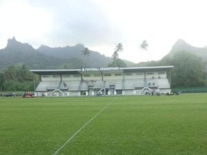 CIFA Academy Field 1