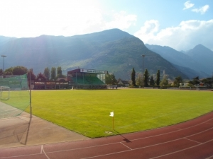 Stade d'Octodure, Martigny
