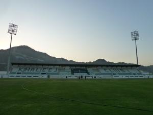 Saqr bin Mohammad al Qassimi Stadium, Khor Fakkan