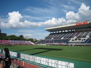 KINCHO Stadium, Ōsaka (Osaka)