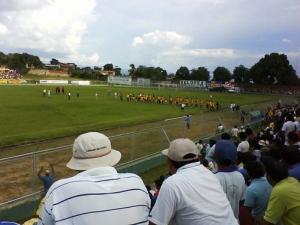 Estadio Municipal Carlos Vidaurre García, Tarapoto