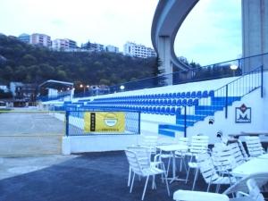 Gradski stadion, Crikvenica