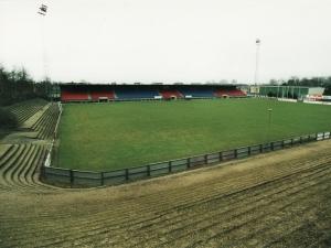 Harboe Arena Slagelse
