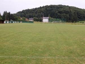 Stadion NK Tromejnik, Igrišče NK Tromejnik, Kuzma