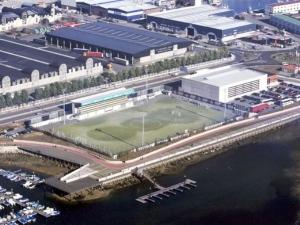 Estadio Baltasar Pujales, Vigo