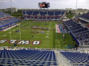 FAU Football Stadium, Boca Raton, Florida