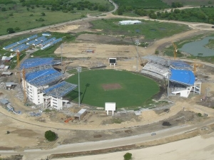 Sir Vivian Richards Stadium, North Sound