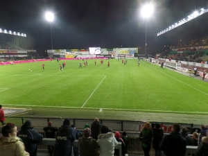 Regenboogstadion, Waregem