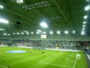 Telenor Arena, Fornebu, Bærum