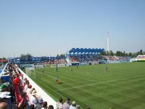 Štadión FC ViOn Zlaté Moravce, Zlaté Moravce