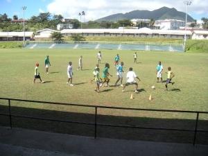 Garden's Stadium