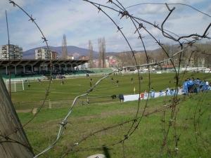 Stadiumi Riza Lushta, Mitrovicë (Kosovska Mitrovica)