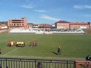 Stadiumi Bajram Aliu, Skënderaj (Srbica)