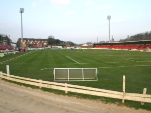 The Ryan McBride Brandywell Stadium, Derry (Londonderry)