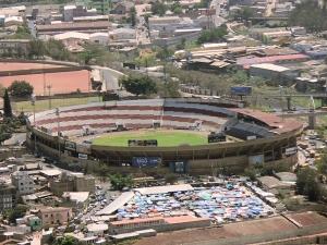 Estadio Tiburcio Carías Andino, Tegucigalpa