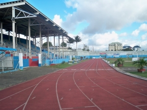 Maryse Justin Stadium