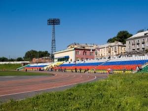 Stadion Shakther, Prokop'yevsk
