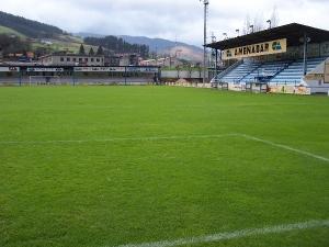 Estadio Garmendipe