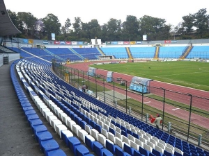 Estadio Nacional Mateo Flores, Ciudad de Guatemala