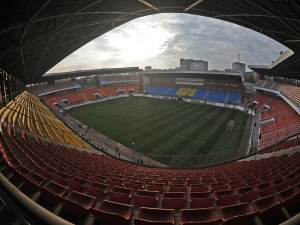 Stadion Yuvilejnyj, Sumy