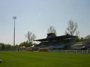 Stadion Breite