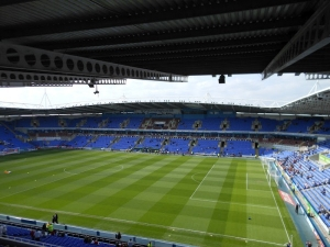 Madejski Stadium, Reading, Berkshire