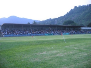 Estadio Guillermo Slowing, Amatitlán