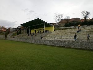 Hřiště FC Slovan, Rosice