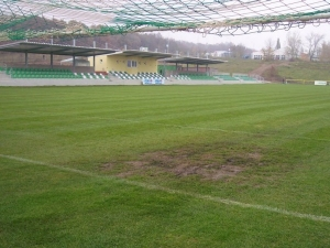 Stadion Zdeňka Fibicha, Most