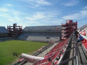 Estadio Libertadores de América, Avellaneda, Provincia de Buenos Aires
