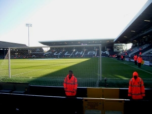 Craven Cottage, London