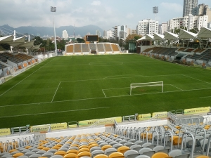 Mong Kok Stadium, Hong Kong