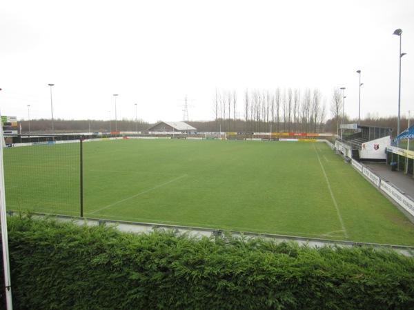Sportpark Tanthof-Zuid (Vitesse), Delft